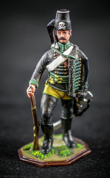 "Brunswick ""Black Hussar"" 1"