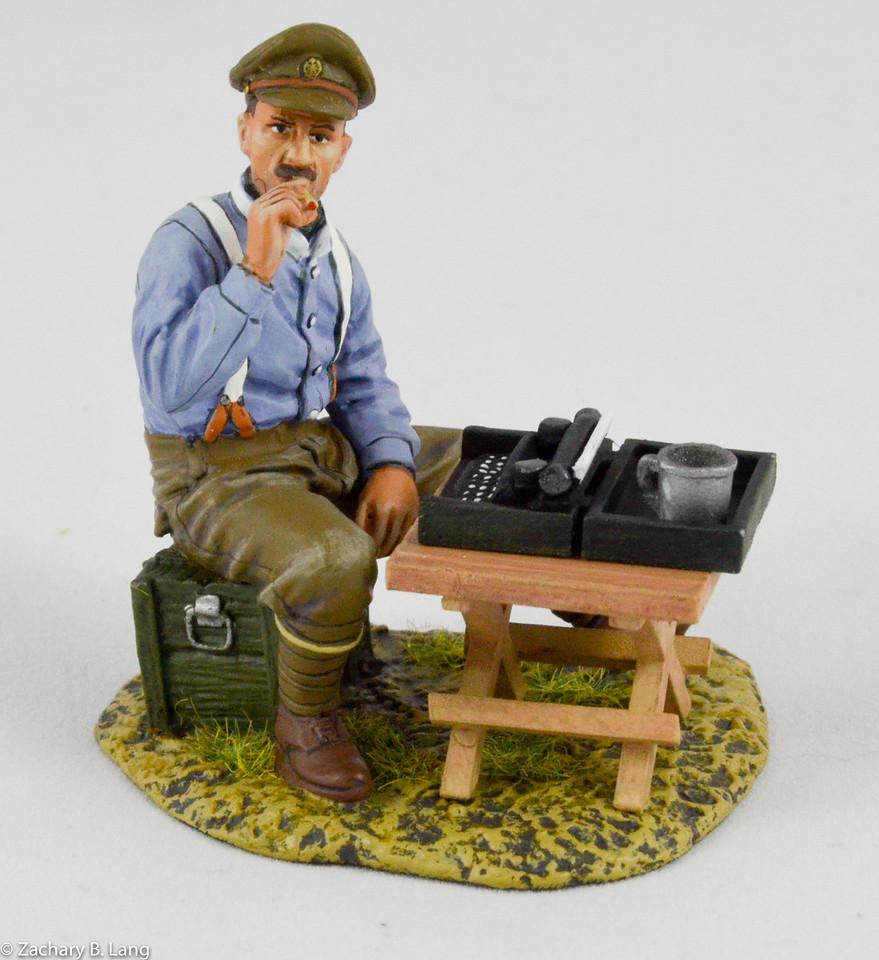 The Clerk - Allies-Thomas Gunn-GW065A