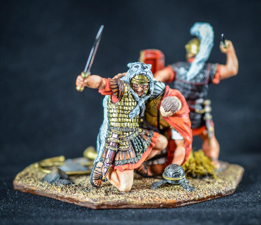 The Death of Lucius Cotta 1