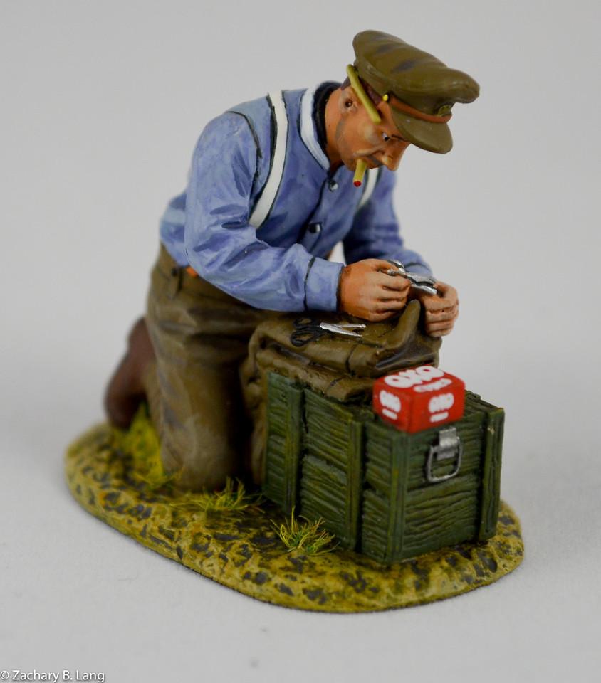 The Tailor - Allies-Thomas Gunn-GW068A