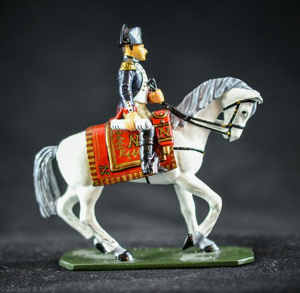 Mounted Napoleon 1