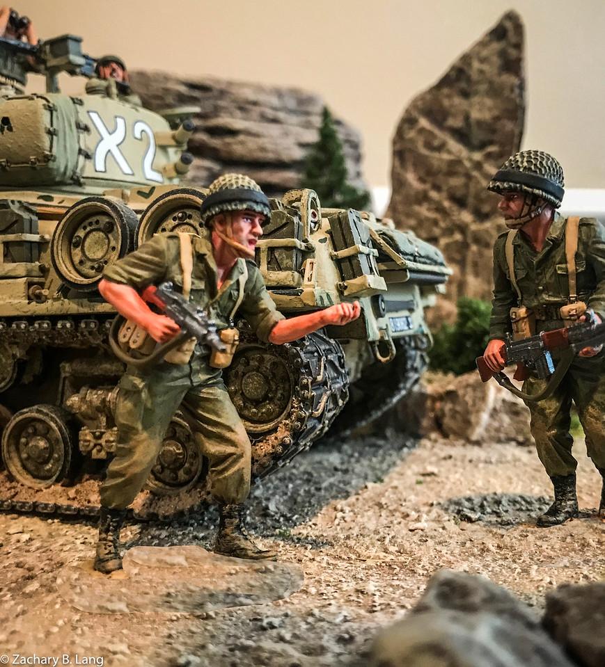 K&C IDF Diorama 1