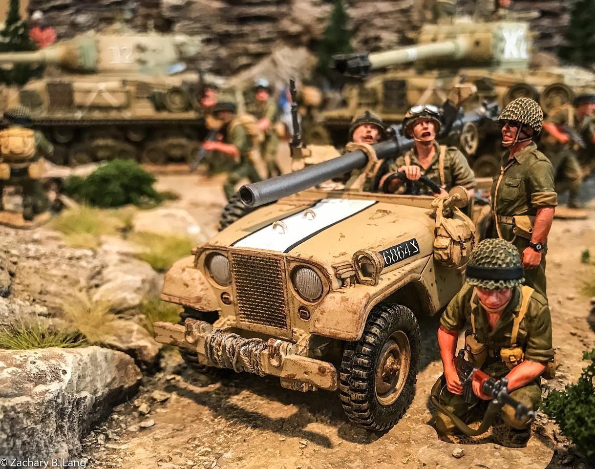 K&C IDF Diorama 2