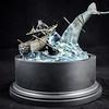 Herman Melville - Ben Komets painter - Lucas Pina Pinochet Sculptor img1