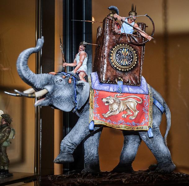 Greek War Elephant 2
