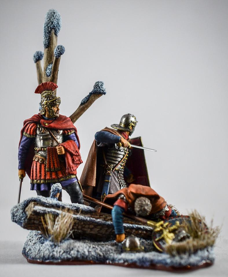 Praetorians Lose an Imperial Eagle - 86 3