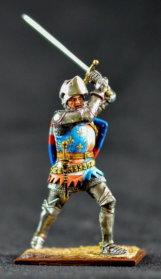 Austrian Knight, Herman II, Graf Von Cilli 1
