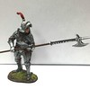 Yorkist Knight-War of the Roses-Battle of Bosworth Field 1485-John Jenkins Designs-YORK-20