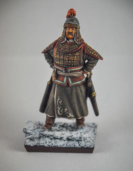 MN 7 Mongol Noble in Battle Armor 1