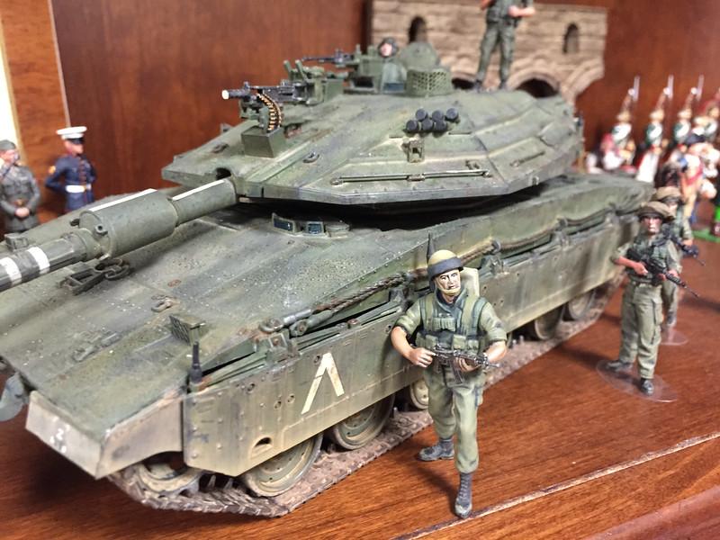 Merkava tank 2