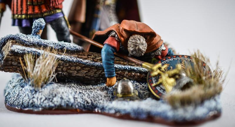 Praetorians Lose an Imperial Eagle - 86 2
