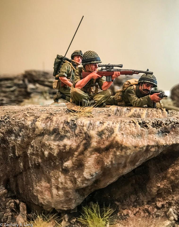 K&C IDF Diorama Sniper perch