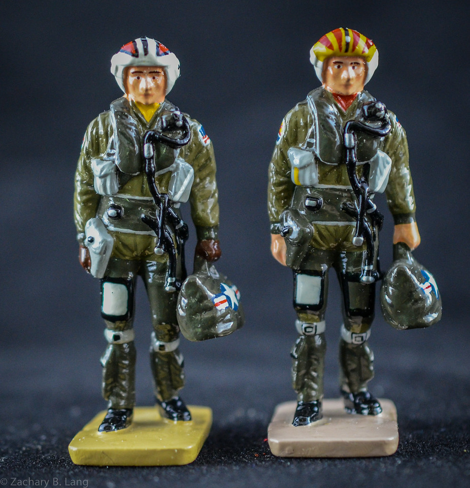US Jet Fighter Pilots 1