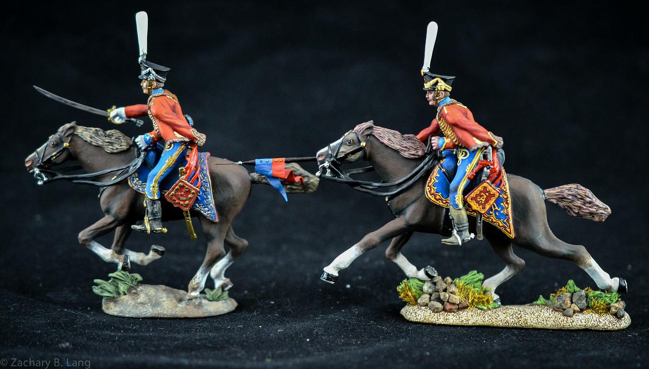 Arsenyev Mounted Life Guard Hussars 3