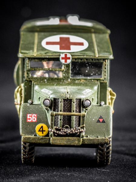 K&C FOB040 Austin K2 Ambulance 2