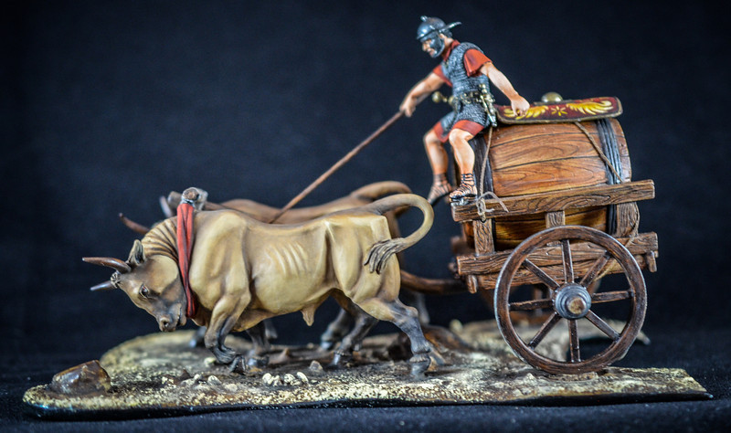 Roman Water Cart 1