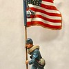 Union Sergeant Standard Bearer-56th Pennsylvania Vols-First Legion-ACW103