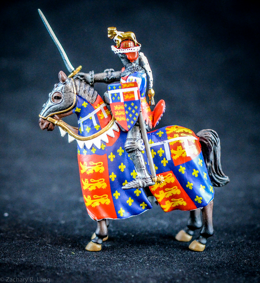 Unknown Manufacturer Henry V Mounted 1