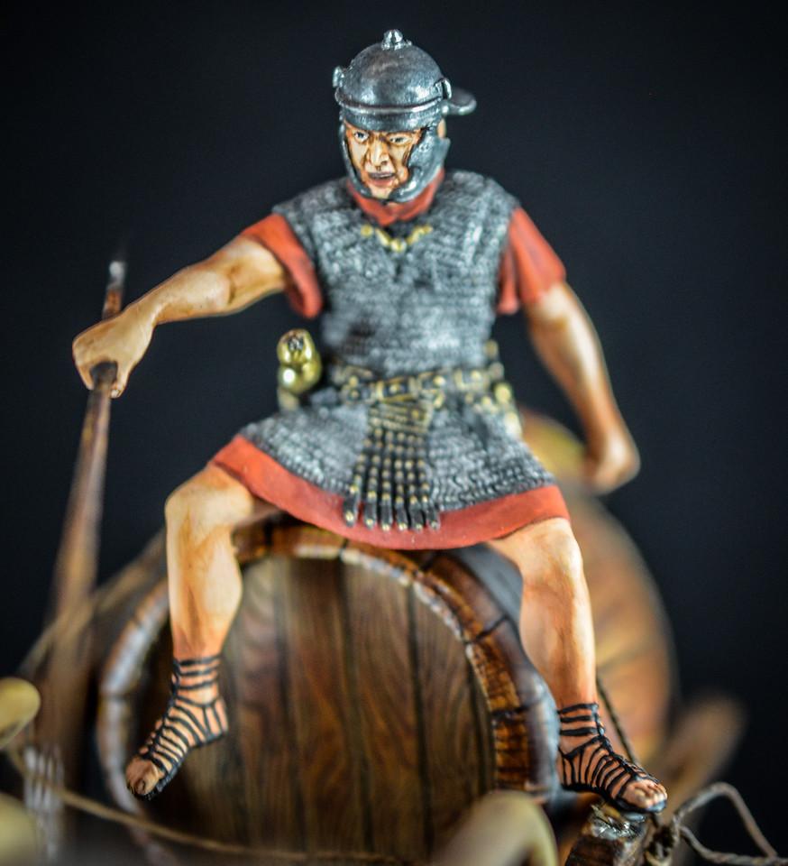 Roman Water Cart 5