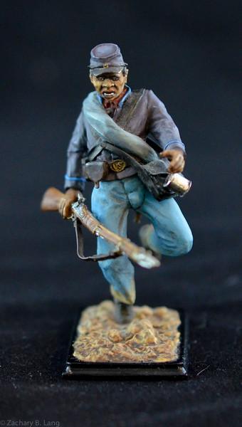 3842 2 1st South Carolina Volunteer Infantry w- Rifle 2