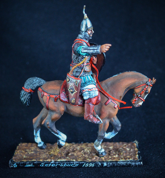 Russian Noble Mounted ? 3