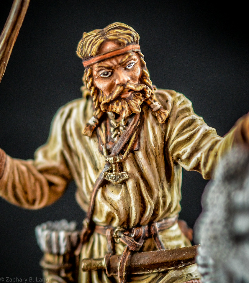 Viking Archer w- Goose 2
