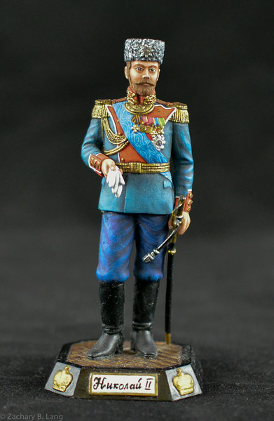 N802 90mm Czar Nicholas II 1