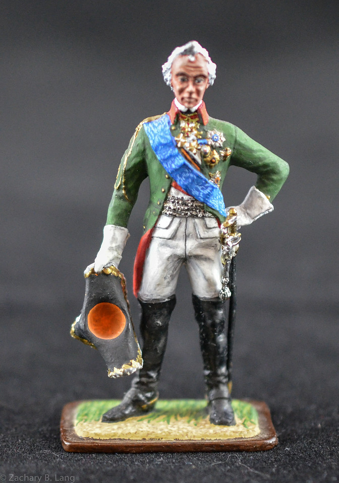 Field Marshal Suvorov-1799 1