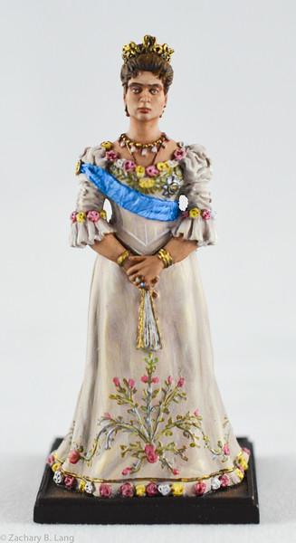 Lead Army 5811 Tsarina Alexandra Feodorovna -1912 1