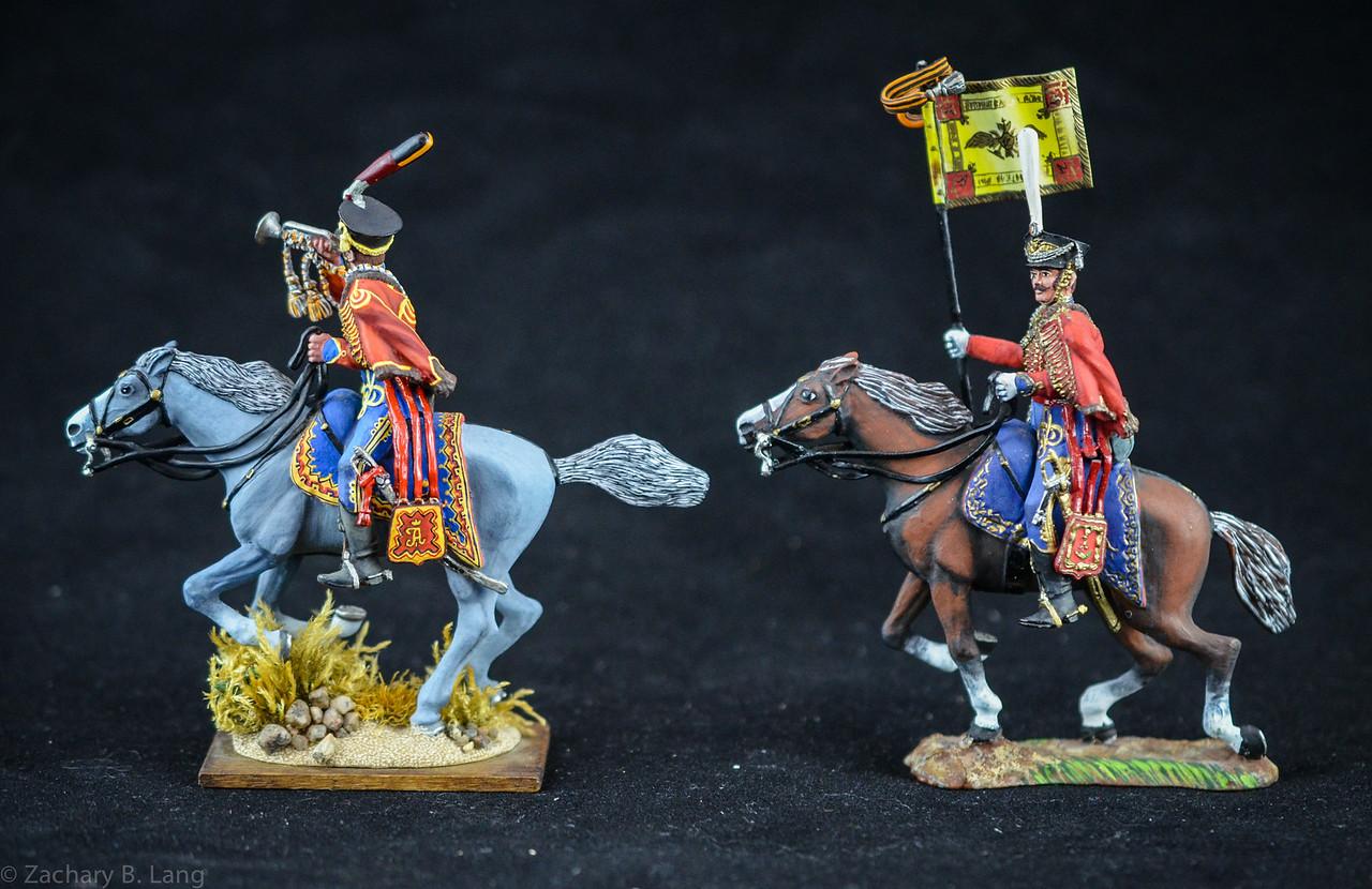 Arsenyev Mounted Life Guard Hussars 1