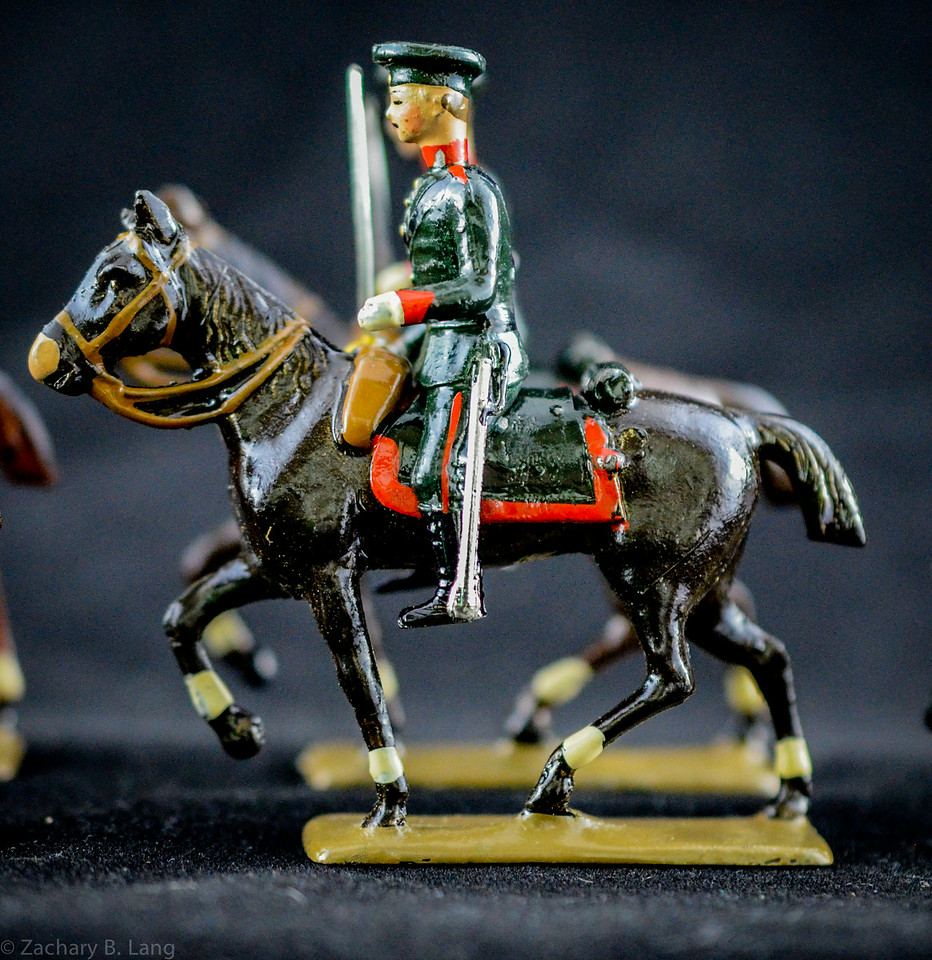 Mignot Russian Cavalry 2