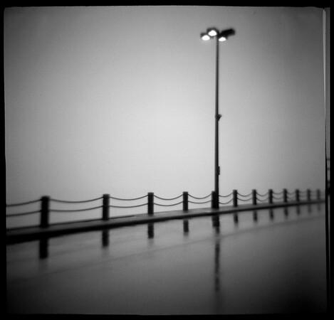 Riverside Streetlight