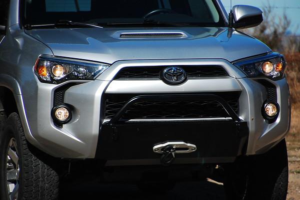 Toyota 4Runner Modifications