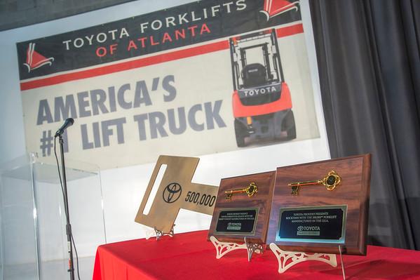 Toyota Material Handling USA