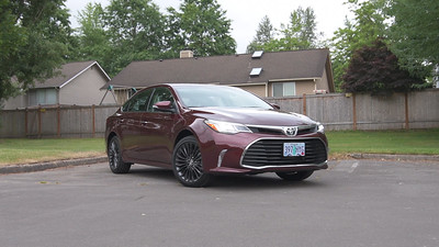 2016 Toyota Avalon Touring Reel