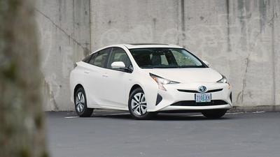 2016 Toyota Prius Three Reel