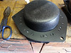 "Rear view of aftermarket speaker, speaker baffle, and speaker adapter bracket   from  <a href=""http://www.car-speaker-adapters.com/items.php?id=SAK036""> Car-Speaker-Adapters.com</a>"