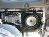 OEM JBL enclosure with JL Audio subwoofer