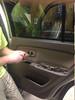 Reinstalling door panel