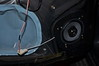 "Aftermarket speaker and speaker adapter   from  <a href=""http://www.car-speaker-adapters.com/items.php?id=SAK039""> Car-Speaker-Adapters.com</a>   installed on door"