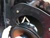 """Installing aftermarket speaker in to speaker adapter   from  <a href=""""http://www.car-speaker-adapters.com/items.php?id=SAK039""""> Car-Speaker-Adapters.com</a>"""