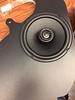 "Aftermarket speaker mounted to speaker adapter  from  <a href=""http://www.car-speaker-adapters.com/items.php?id=SAK097""> Car-Speaker-Adapters.com</a>"