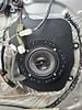 "Aftermarket speaker and speaker adapter bracket    from  <a href=""http://www.car-speaker-adapters.com/items.php?id=SAK014""> Car-Speaker-Adapters.com</a>   installed on door"
