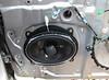 "JBL GTO928 6x9"" speaker mounted"