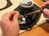 Soldering Connector to new Speaker