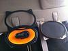 "OEM speaker, aftermarket speaker, and speaker ring from   <a href=""http://www.car-speaker-adapters.com/items.php?id=SAK008""> Car-Speaker-Adapters.com</a>   compared"