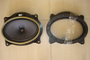 "Factory speaker compared to speaker adaptor brackets  from  <a href=""http://www.car-speaker-adapters.com/items.php?id=SAK010""> Car-Speaker-Adapters.com</a>"
