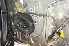 "Aftermarket speaker and speaker adaptor bracket   from  <a href=""http://www.car-speaker-adapters.com/items.php?id=SAK010""> Car-Speaker-Adapters.com</a>   installed in door"