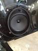 Factory speaker shown