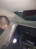 Reinstalling rear seat